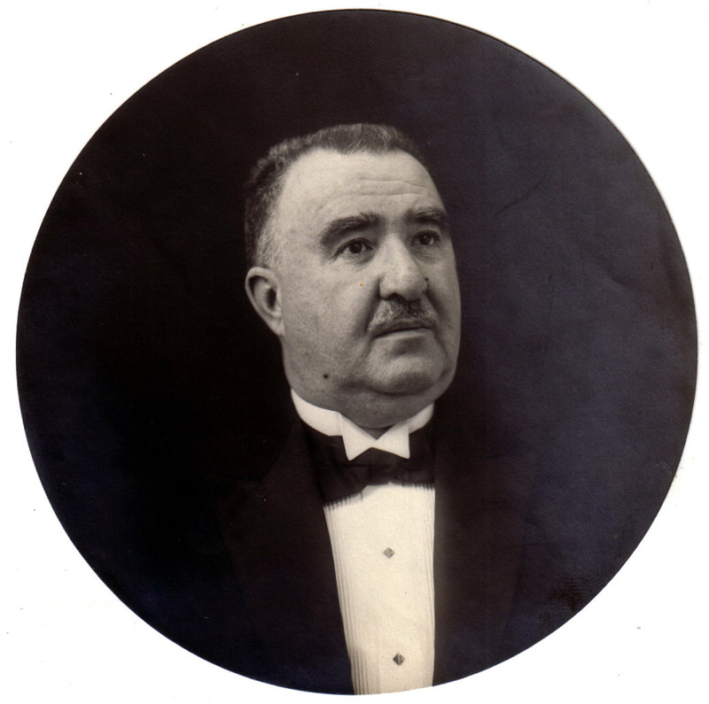 Azərbaycan Cümhuriyyəti Parlamentinin sədri Əlimərdan bəy Topçubaşov