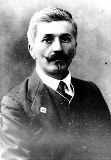 Azərbaycan Cümhuriyyəti Parlamentinin sədr müavini Həsən bəy Ağayev