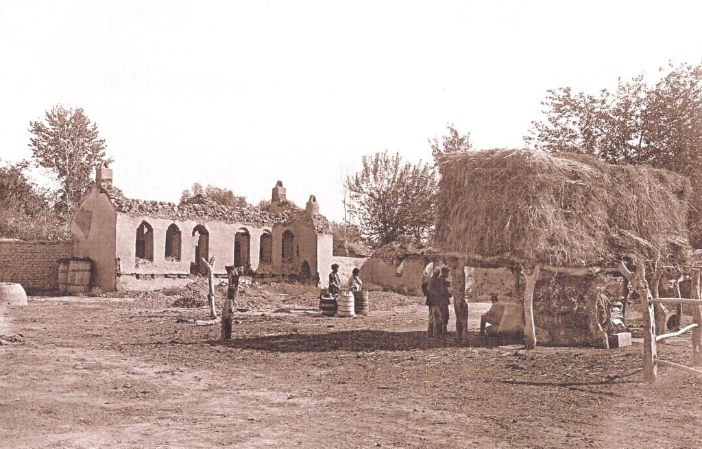 Sultan bəy Asəf bəy oğlunun malikanəsi