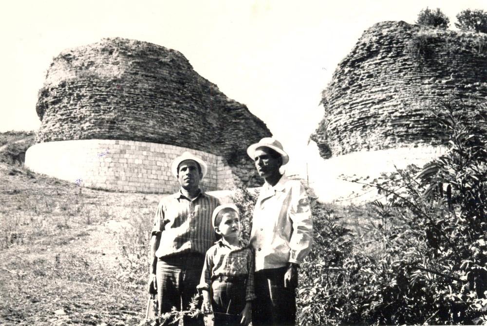 İyul 1970-ci il. Çuxur Qəbələ