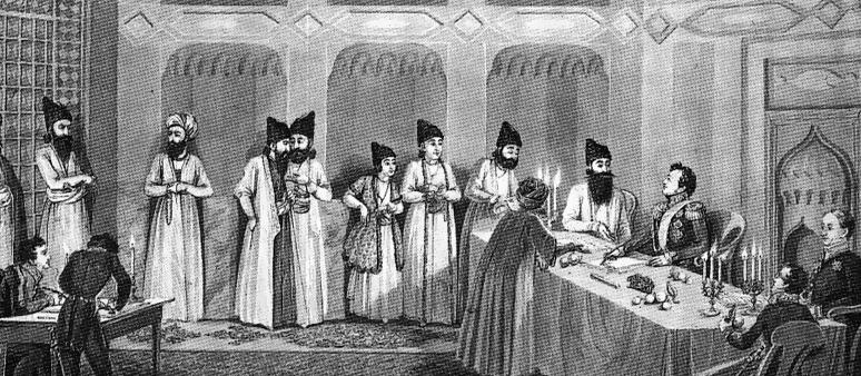 Kürəkçay müqaviləsinin TAM MƏTNİ – Erməni yalanının İFŞASI